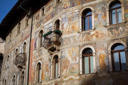 Palacio en Trento