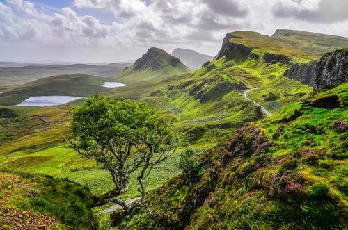 La legendaria y mágica isla de Skye
