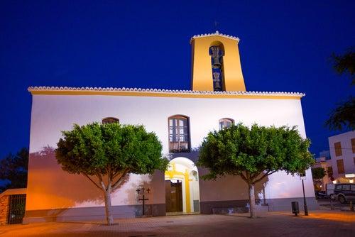 Santa Gertrudis de Fruitera en Ibiza