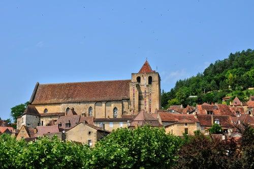 Saint Cyprien en Dordoña