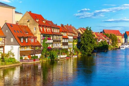 Bamberg, una bonita ciudad medieval