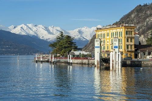 Varenna en el lago di Como