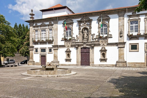 Convento de Santa Clara en Guimaraes