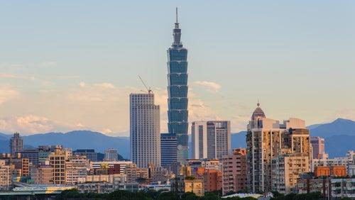 Skyline deTaipei