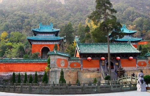 Montes Wudang en China