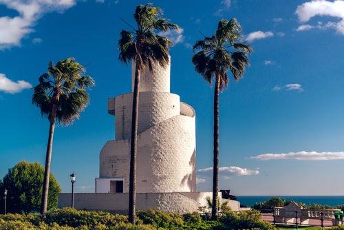 Torre del Mirador en Torremolinos