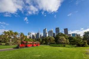 Royal Botanic Gardens en Sidney