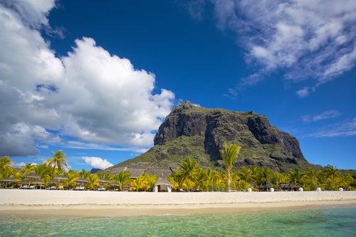 Morne Brabant en Isla Mauricio