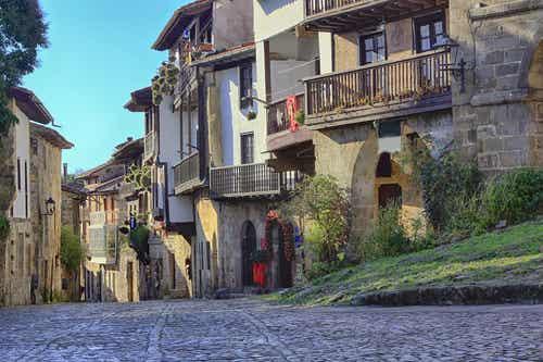 Santillana del Mar, uno de los pueblos más bellos de España