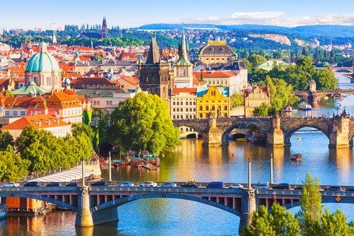 Una ruta por las ciudades imperiales de Europa