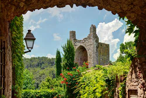 Peratallada, el mejor conjunto medieval de Cataluña