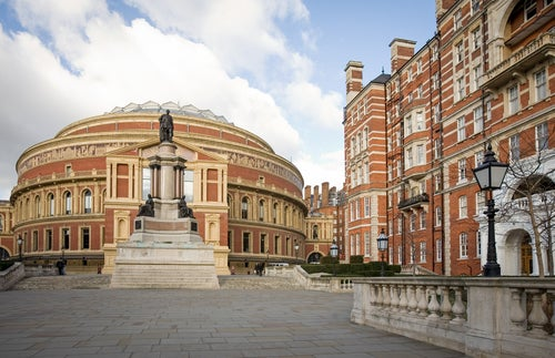 Royal Albert Hall en Londres