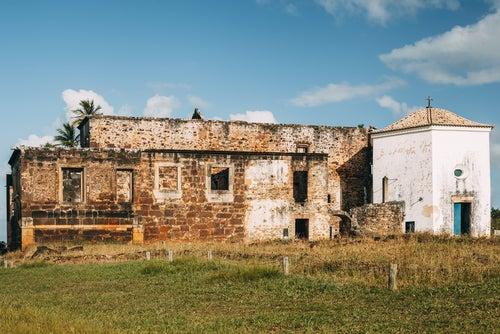 Castillo García D´Avila en Salvador