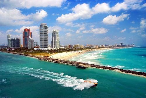 Miami Beach, un destino de vacaciones perfecto