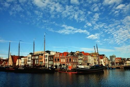 Leiden, una ciudad histórica rodeada de canales