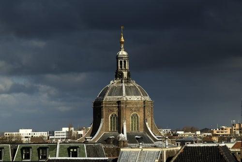 Marekerk en Leiden