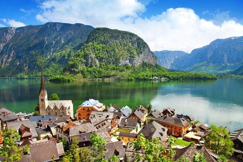 4 pueblos de cuento en Austria
