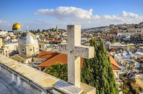 Jerusalén, entre fe y rica historia