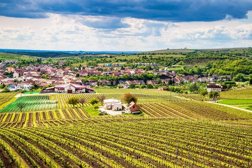 Los impresionantes paisajes de Moravia