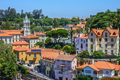 Sintra en Portugal: belleza, romanticismo y misterio