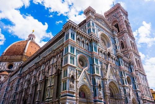 Catedral de Santa María del Fiore en Florencia