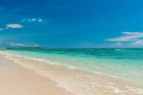 Playa en Islas Gili