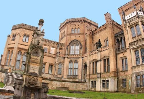 Palacio de Babelsberg en Postdam