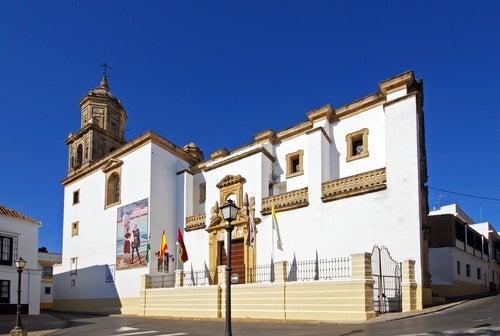 Iglesia de Nuestra Señora de la Caridad en Sanlúcar