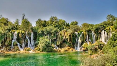 Cascadas de Kravice