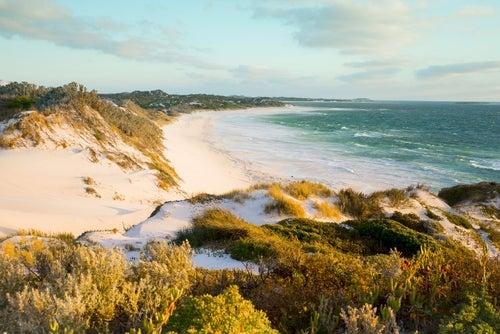 Jurien Bay en Australia