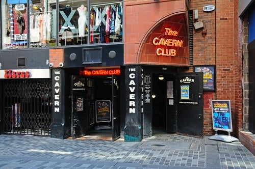 Cavern Club en Liverpool