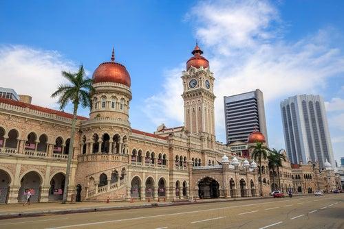 Plaza Merdeka en Kuala Lumpur