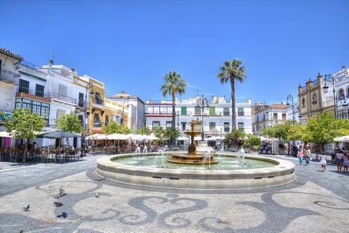 Sanlúcar de Barrameda en Cádiz, un lugar con mucho arte