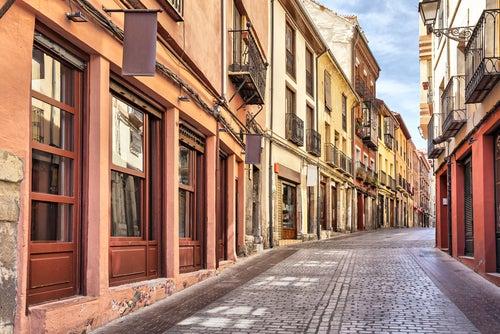 Casco histórico de León