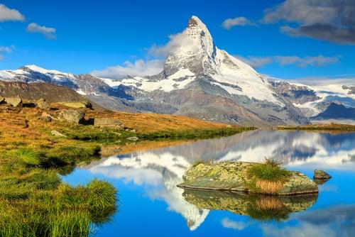 Una preciosa ruta en coche para descubrir los Alpes