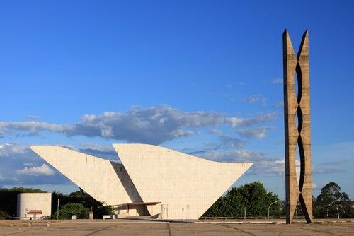Panteón de la Patria en Brasilia