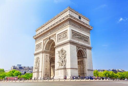 Los arcos de triunfo más hermosos del mundo