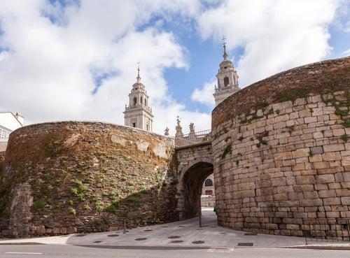 Lugo, una encantadora ciudad de origen romano