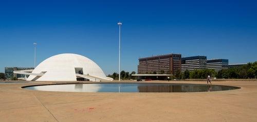 Museo Nacional de la República en Brasilia