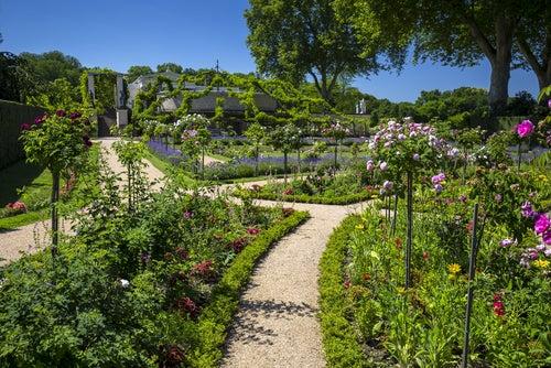 Jardines en Charlottenhof