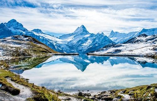 Bachalpsee en Suiza