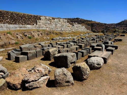 Explanada de Sacsayhuamán
