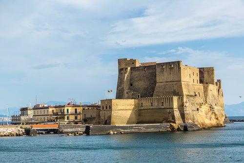 Castel-dell´Ovo de Nápoles