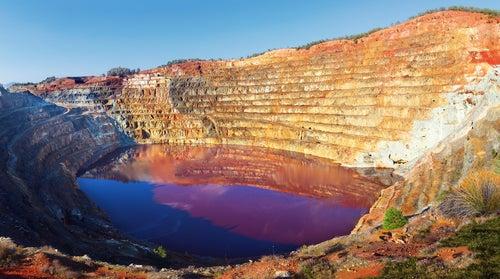 Las minas de Riotinto y su imagen de otro mundo