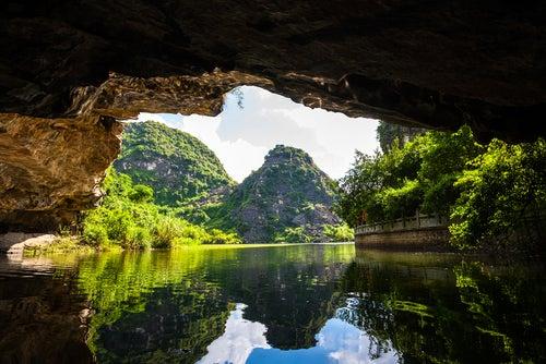 cueva en Trang An