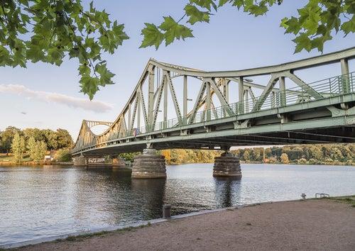 Puente Glienicke en Postdam
