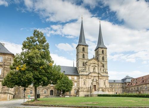 Abadía Michelsberg en Bamberg