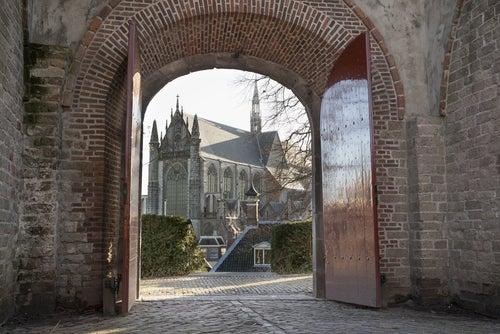 Burcht de Leiden