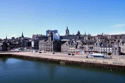 Aberdeen, una de las ciudades más antiguas de Escocia