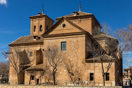 Iglesia de San Juan Bautista de Consuegra